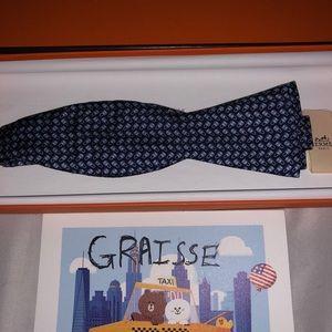 Hermès bow tie